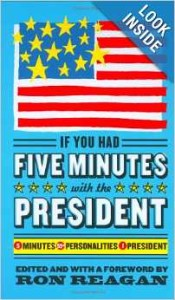 If You Had Five Minutes With the President - Essay by Garland Jeffreys